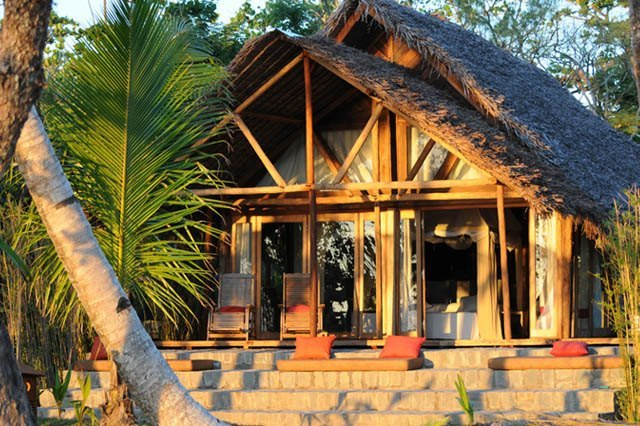 Bungalow du Princesse Bora Lodge