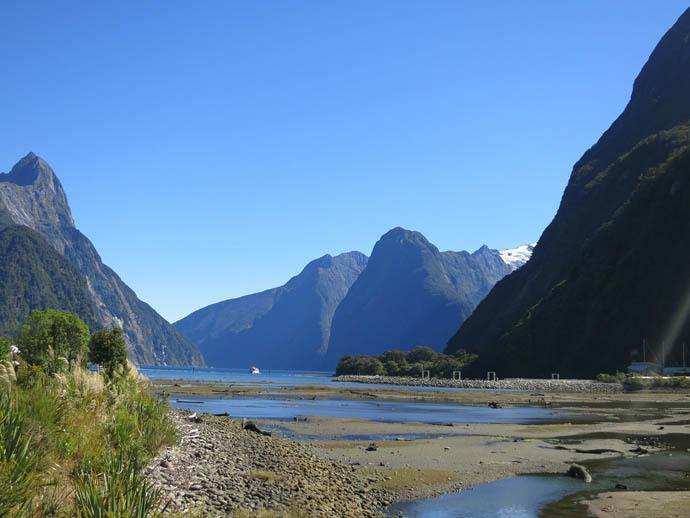Trek au Milford Sound