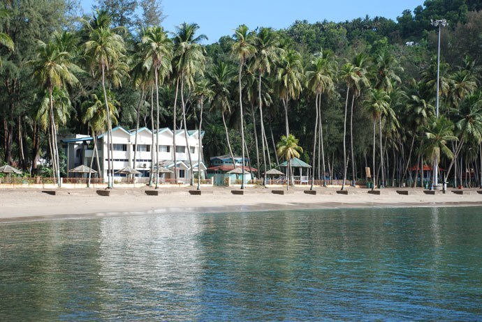 Resort sur Andaman