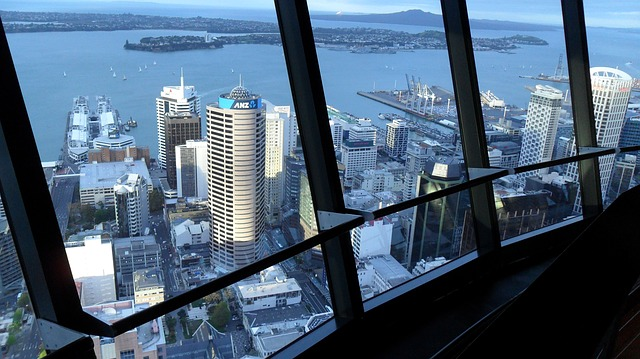Sky Tower à Auckland | Blog Meltour
