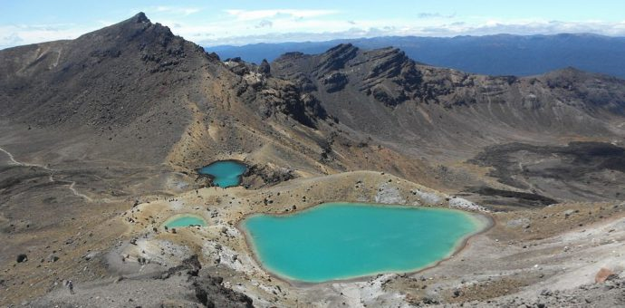 Parc National de Tongariro - Blog Meltour
